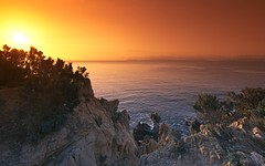 The Hyères islands (hbensliman.free.fr) Tags: travel tourism nature mediterranean france landscape sunset sunrise sun sea frenchriviera
