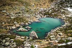 """Emerald Lake"" (Gr@vity) Tags: südtirolvillandereralm lake see mountains dolomiten berge alpen d850 nikon landscape"