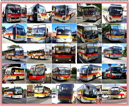 73rd birthday Victory Liner buses compilation