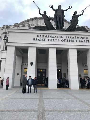 Bolshoi Theatre of Belarus 2018