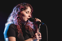 Marcela Bovio // Eindhoven 2018 (EmilieGarcin) Tags: marcelabovio erikvanittersum acoustic music musicphotography stage live livephotography concert concertphotography mexico mexican singer pianist