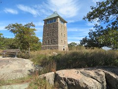 Perkins Observatory  Tower (Hiker 41) Tags: harriman bear mountain state park perkins memorial drive new yorknew jersey trail conference hudson highland
