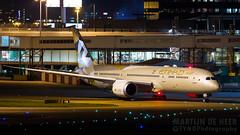 A6-BLO (tynophotography) Tags: etihad airways 7879 a6blo dreamliner 789 787 nightshot p3 boeing