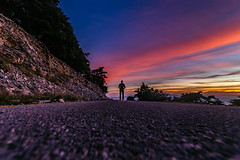 When the sun is gone (Vagelis Pikoulas) Tags: sun sunset sky skyscape clouds cloudy cloud cloudscape colors colours view landscape mountains kithairwnas kithaironas greece europe street road selfshot selfie canon 6d tokina 1628mm november autumn 2018