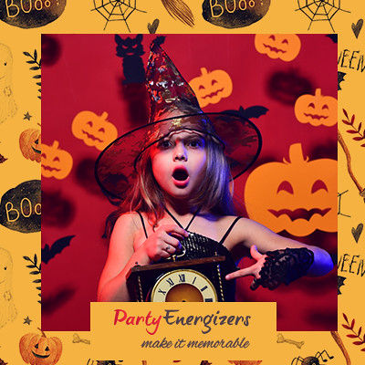 Let's Rock your Halloween by hiring photo booth
