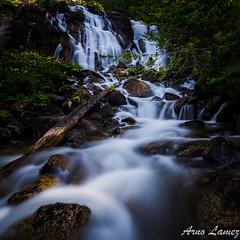 cascade du pont d Espagne, Cauterets (arnolamez) Tags: waterfall cascade pyrenees paysage landscape mountain montagne