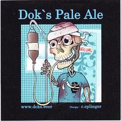 Austria - Dok's Brewery (Ybbs) (cigpack.at) Tags: austria doksbrewery ybbs österreich bier beer brauerei brewery label etikett bierflasche bieretikett flaschenetikett dokspaleale