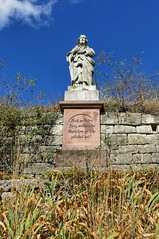 Statue in Marbach