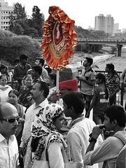 Bidding Ganesha Farewell (bhautikjoshi) Tags: streetphotography mobilephotography bappamajha shotoniphone storiesofindia tradition culture celebration festival outdoors incredibleindia pune maharashtra ganeshotsav2018 bappamorya ganpatibappa ganpativisarjan ganesha