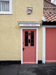 Ginger's House Southwold Suffolk (Simon Ross Photos) Tags: southwold suffolk doors olympus penf 2018