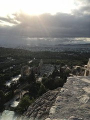 Athens 28.09.2018 (michela_anesthesia) Tags: greece ancient trip temple light vacation acropolis athens