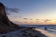 Knabros klint (Jakob Arnholtz) Tags: knabros klint arnholtz dusk autumn beach denmark odsherred nature panorama landscape landskab danmark