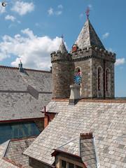 Launceston Townhall (dieLeuchtturms) Tags: grosbritannien england cornwall europa 3x4 europe greatbritain launceston vereinigteskönigreich gb