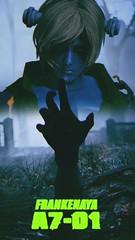 HLWN Aya (Sabas (Hawkscr1mer)) Tags: fallout4 fallout a701 aya hawkscr1mer sabas