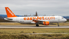 Airbus A320-214 G-EZWC easyJet (William Musculus) Tags: airport spotting basel mulhouse freiburg euroairport flughafen eap bsl mlh lfsb gezwc easyjet airbus a320214 ezy u2 a320200