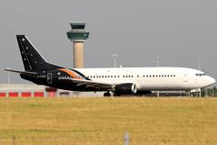 G-POWS_02 (GH@BHD) Tags: gpows boeing 737 734 b737 b734 737400 zt zap awc titan titanairways stn egss londonstanstedairport stanstedairport stansted aviation aircraft airliner