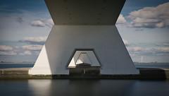 Zeelandbrücke - Zeelandbrug (Hagen.Schneider) Tags: oosterschelde zeeland niederlande