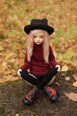 Dollzone Scarecrow Hal (Blueberries_nsk) Tags: dollzone scarecrow hal scarecrowhal dollzonescarecrowhal bjd bjddoll balljointeddoll