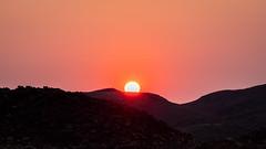 Desert sunset (802701) Tags: 2018 201809 43 africa damaraland em1 em1markii em1mkii mft micro43 namib namibdesert namibia omd omdem1 olympus olympusomdem1 olympusomdem1mkii september september2018 desert dry fourthirds heat microfourthirds mirrorless naturalworld nature outdoors photography sand settingsun sun sunset travel travelling