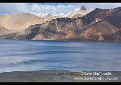 Beautiful Pangong Lake, the jewel of Ladakh, India (jitenshaman) Tags: travel worldtravel destination destinations asia asian india indian ladakh ladakhi landscape landscapes mountain nature outdoors mountains lake lakes changthang blue deep alpine clouds cloudy weather highaltitude scenic touristattraction sightseeing gem deepblue pangong pangonglake nubra water still serene paradise
