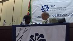 Conferência de Imprensa - Comunicação Preliminar de Constatações (57) (Comunidade dos Paises de Lingua Portuguesa) Tags: cplp moçambique observação eleições autárquicas