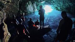 Swimrun Oeil de Verre Grotte Bleue octobre 201700114 (swimrun france) Tags: calanques provence swimming swimrun trailrunning training entrainement france grotte bleue cave