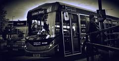 Quality Line SDE20288 on route 470 Mordeen station 13/10/18. (Ledlon89) Tags: transport london tfl londontransport buses tube train escalator station londonbus londonbuses londontrains underground morden qualityline ratp