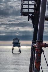 Dovercourt Lighthouse @ Harwich (Jan Hoogendoorn) Tags: england engeland vuurtoren lighthouse zee sea harwich dovercourt