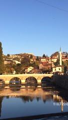 Latin bridge (Michal Kuban) Tags: bosnia hercegovina 2018 latin bridge