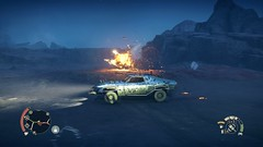 Mad Max_20181017200452 (Livid Lazan) Tags: mad max videogame playstation 4 ps4 pro warner brothers war boys dystopia australia desert wasteland sand dune rock valley hills violence motor car automobile death race brawl scenery wallpaper drive sky cloud action adventure divine outback gasoline guzzoline dystopian chum bucket black finger v8 v6 machine religion survivor sun storm dust bowl buggy suv offroad combat future