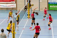 181014_VBTD1-Visp_171 (HESCphoto) Tags: vbtherwil volleyball damen saison1819 99ersporthalle nlb vbcvisp therwil