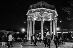 Tomb of Hafez (Zbynek Stoklasa) Tags: iran architecture chiraz dome east fars garden grave hafes hafez hafis hafiz heritage iranian islamic mausoleum middle monument persia persian pray shiraz tomb tourists traditional travel world