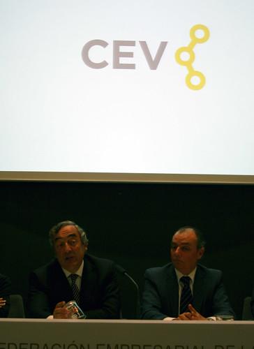Nueva imagen de CEV