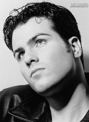 Josh Humble, Portrait (Josh Humble Model) Tags: malemodel maleportrait headshot maleheadshot faces monochrome