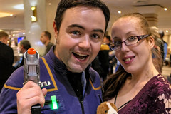 DST 2018 - 120 (Jyoti Mishra) Tags: dst 2018 dst2018 destination star trek startrek destinationstartrek nec birmingham tos tng voyager ds9 enterprise discovery tas convention sfconvention
