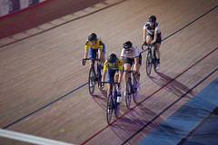 Elimination race (alasdair massie) Tags: track race cyclist velodrome london6day london cycling olympic