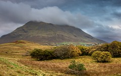 Cloud over (garethhughes9) Tags: explore mountain skye scotland