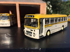 Northern KRS 126P - NT 126 (Dai W) Tags: alexander northern ford r1014 r1114 bus coach scottish model