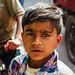 Street Boy Portrait, Uttar Pradesh India