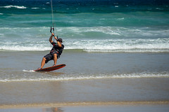 Killalea State Park (9 of 12) (pyl_71) Tags: killalea state park the farm beach nsw illawarra statues art sun kite surfing