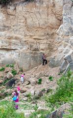 _DSC1472.jpg (Kaminscy) Tags: climbing roztocze zamojszczyzna stonepit kids rocks europe jozefow poland józefów lubelskie pl