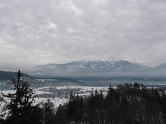 Winter in Bled (marco_albcs) Tags: bled slovenia slovenija mountains winter snow cold