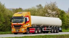 BX70290 (18.05.02, Motorvej 501, Viby J)DSC_5778_Balancer (Lav Ulv) Tags: 246096 iveco stralis stralis560 e6 euro6 6x2 2015 tanker tankvogn tankwagen tanktruck tankvagn tankbil allanmogensen orange truck truckphoto truckspotter traffic trafik verkehr cabover street road strasse vej commercialvehicles erhvervskøretøjer danmark denmark dänemark danishhauliers danskefirmaer danskevognmænd vehicle køretøj aarhus lkw lastbil lastvogn camion vehicule coe danemark danimarca lorry autocarra danoise vrachtwagen motorway autobahn motorvej vibyj highway hiway autostrada trækker hauler zugmaschine tractorunit tractor artic articulated semi sattelzug auflieger trailer sattelschlepper vogntog oplegger