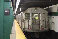 IMG_2223 (GojiMet86) Tags: mta ind nyc new york city subway train 1964 r32 3661 west 4th street