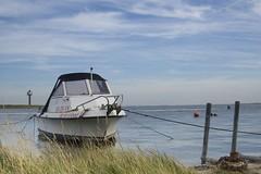 Waarde (Omroep Zeeland) Tags: waarde eb en vloed getij getijdenhaventje tij hoog westerschelde radartoren