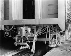 CB&Q E5 9910A (Chuck Zeiler) Tags: cbq e5 9910a burlington railroad emc emd locomotive lagrange train chz