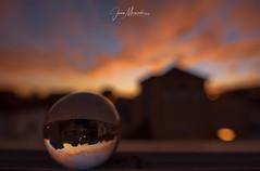 La Bola de Cristal (juanmerkader) Tags: españa europe nikond750 picture spain atardecer city cityscape clouds dream nikon outdoors pic picoftheday sunset roquetasdemar provinciadealmería es