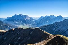 Zugspitze und Mieminger Kette von der Bleispitze (stefangruber82) Tags: alpen alps tirol tyrol mountains berge herbst fall