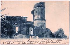 Lucknow - The Residency (pepandtim) Tags: postcard old early nostalgia nostalgic lucknow residency murray undivided uttar pradesh india 02101904 1904 33luc54 graham greene corseaux