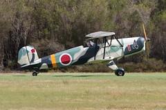 VH-KIL CASA 1-131E Jungmann (johnedmond) Tags: perth ysen westernaustralia serpentine flyin casa jungmann biplane australia aviation aircraft aeroplane airplane plane canon ef100400mmf4556lisiiusm eos 7d eos7d